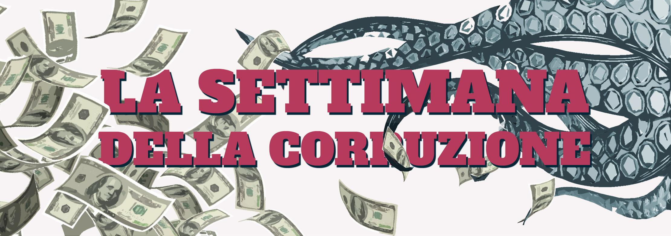 La corruzione è una piovra