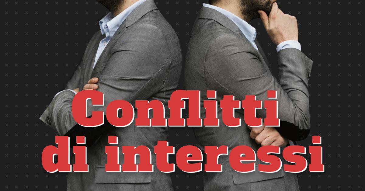 conflitti di interessi