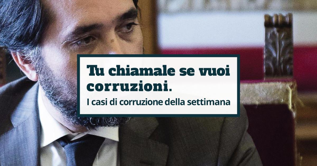 corruzione a roma