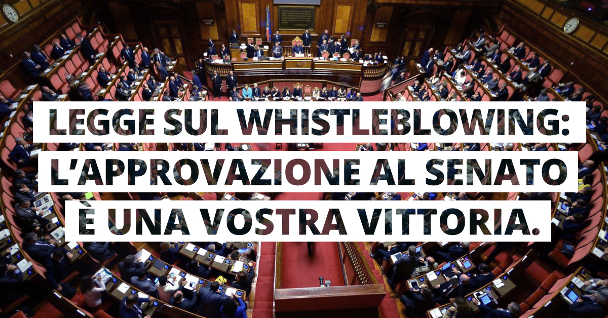 Senato-approva-whistleblowing